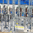 Stock Photo: Electrical Sub-station