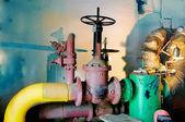 水泵站, — 图库照片