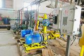Estação de bombeamento de água, — Foto Stock