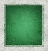 Green and white background — Stock Photo