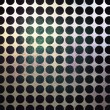 Abstract polka dot background - Stockfoto