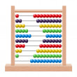 Stock Vector: Abacus