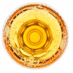 Glass of alcohol, addiction — Stock Photo