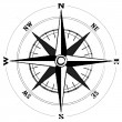 Compass Rose — Stock Vector #9362177