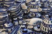 Patterned ceramic — Stock Photo