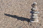 Conceito de pedra — Fotografia Stock