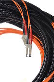 Patch cord — Foto Stock