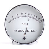 Hygrometer — Stock Photo