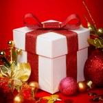 Christmas Gift — Stock Photo #8027741