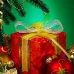 Christmas Gift — Stock Photo #8027766