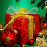 Christmas Gift — Stock Photo #8027803