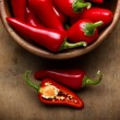 Royalty-Free Stock Photo: Chili Peppers