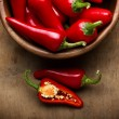 Chili Peppers — Stock Photo #8035765
