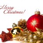 Christmas composition — Stock Photo #8036396
