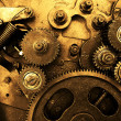 Old gears — Stock Photo #8037272