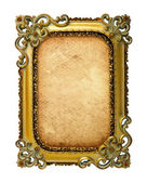 Old antique frame — Stock Photo