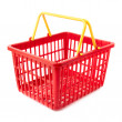 Shopping basket — Stockfoto #8078165