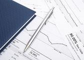 Business balance — Stock Photo