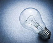 Light bulb — Stock Photo