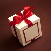 Gift box — Foto de Stock