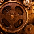 Old gears — Stock Photo #8136865