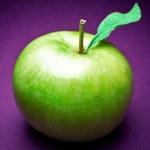 Apple green — Stock Photo