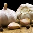 Stock Photo: Garlic