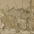 Old damaged wall - Stock Photo