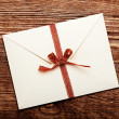 Stock Photo: Envelope