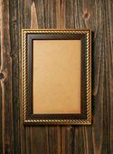 Photo frame — Stock Photo