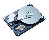 Hard disk — Stock Photo