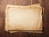 Eski kağıt. — Stok fotoğraf