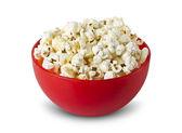Bowl of popcorn — Stock Photo