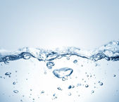 Water wave — Stock Photo