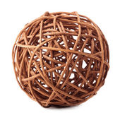 Ball for decoration — Stock Photo