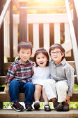 Asian kids — Stock Photo