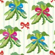 Royalty-Free Stock Imagen vectorial: Kitchen seamless pattern with pea