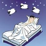 Insomnia — Stock Vector #10650950