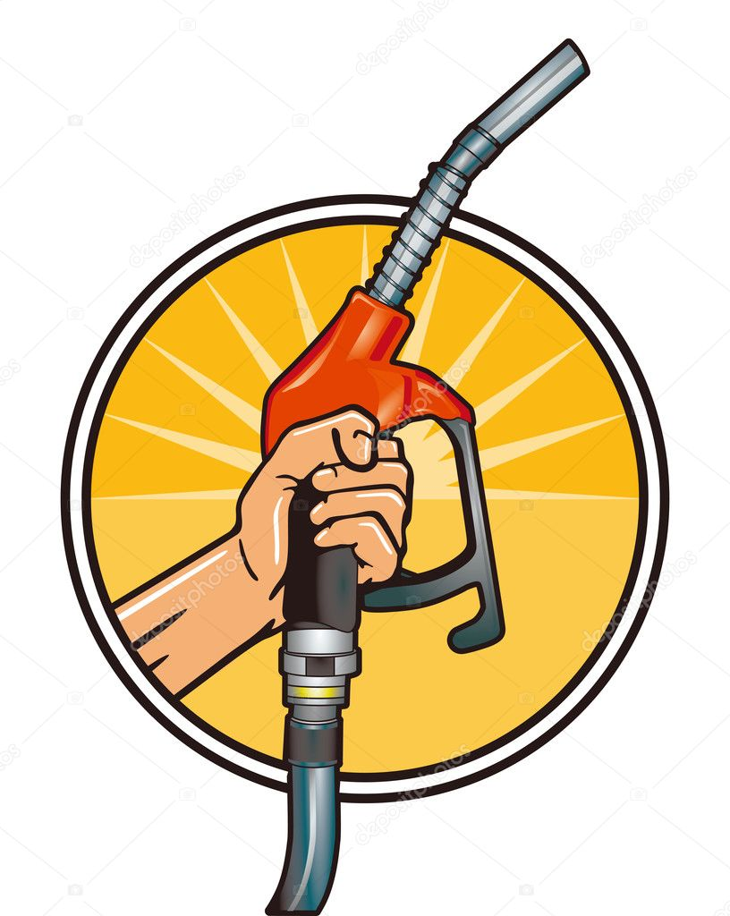Fill up economically  Stock Vector #7970399