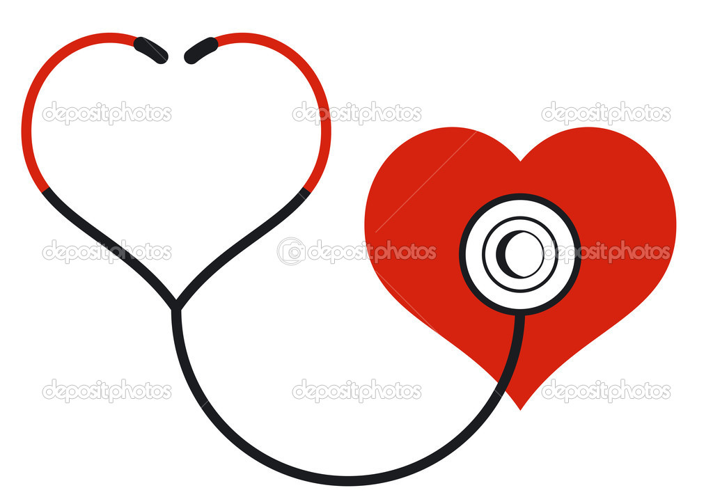 Medicine with heart  Stock Vector #9548453