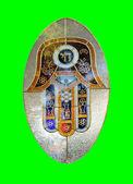 Amulet Hamsa — Stock Photo