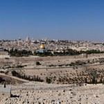 Panorama the old city Jerusalem — Stock Photo #9187574