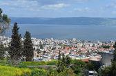 Tiberias — Stock Photo