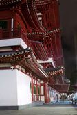 Buddha Tooth Relic Temple in Singapore — Stock Photo