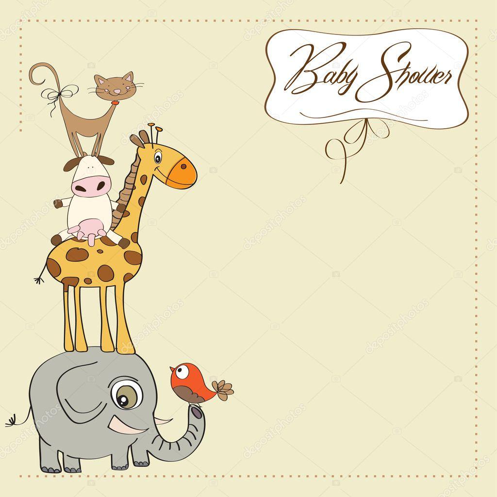 Baby shower card stock photo 169 claudiabalasoiu 9679698