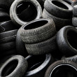 Old tires — Stock Photo #9566691