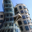 Dancing house in the Prague — Stock Photo