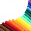 Color felt tip pens — Stock Photo #9834180
