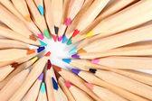 Lápices de color — Foto de Stock