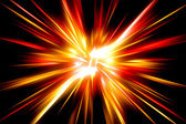 Explosion background — Stockfoto